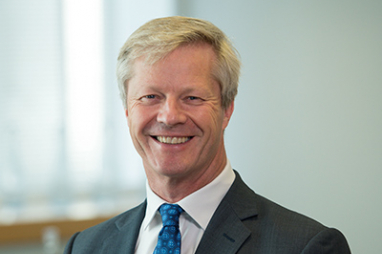 Chris Claydon, chief executive of the Engineering Construction Industry Training Board.
