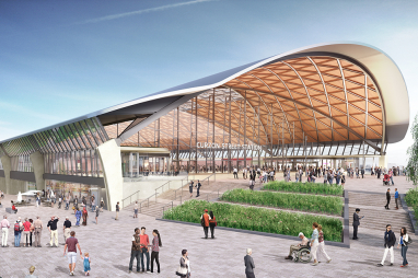 High-profile projects including HS2's Curzon Street station in Birmingham are included in the latest analysis of the construction procurement pipeline.