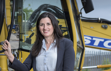 Emma Porter has been appointed as managing director of Story Contracting's construction division.