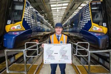 Scottish transport secretary Michael Matheson has announced plans to decarbonise rail passenger services in Scotland by 2035.