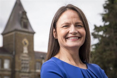 Natalie Forrest has been appointed to lead the UK government's plans to build 40 new hospitals by 2030.