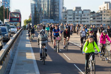TfL has unveiled its brand new cycling infrastructure database.