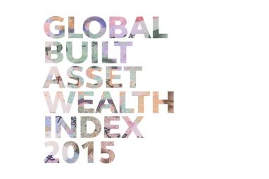 Arcadis Global Built Asset Wealth Index 2015