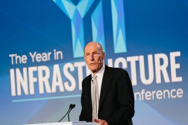 National Infrastructure Commission chair, Sir John Armitt.
