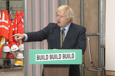 "Boris Johnson says ""build, build, build"", but what about delivery?"