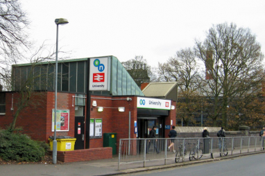 The WMCA is allocating £3m towards the redevelopment of University Rail Station.