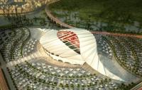 The 45,000 seat Al Khor stadium in Qatar