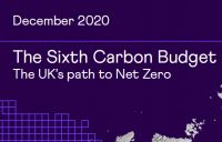 Leading industry figures have warmly welcomed the Climate Change Committee's keenly anticipated Sixth Carbon Budget.