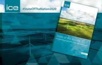 The relationship between infrastructure and the 2050 net-zero target is the focus of the Institution of Civil Engineers State of the Nation 2020 report.