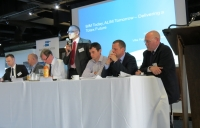 British Water BIM conference supported by MWH