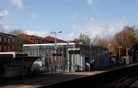 A five-strong shortlist of designers to help reimagine the future of Britain's small and medium sized railway stations has been announced.