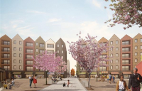 Purfleet-on-Thames town centre regeneration set for £75m boost to help deliver thousands of new homes.