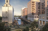 Homes England agrees £309m funding packages to accelerate construction at three major London housing developments, including Silvertown Quays.