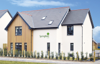 Scottish house builder Springfield Properties has secured an additional £18m loan to protect against a possible 12-month shutdown north of the border.