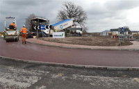 Tarmac supports new £90m Cheshire infrastructure project with supply of specialist asphalt.