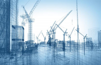 Ongoing political and Brexit uncertainty sees output fall in all three broad categories of construction.