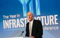 National Infrastructure Commission chair, Sir John Armitt.